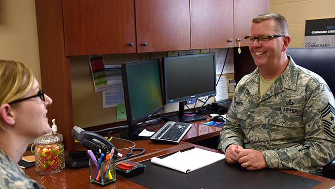 178th Command Chief reflects on military career