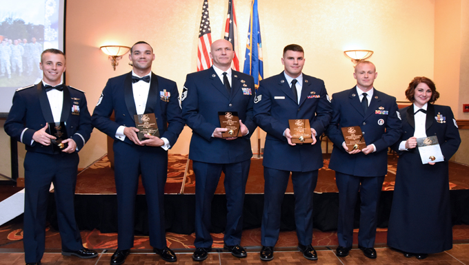 178th Wing announces annual award winners