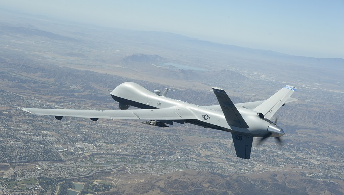 178th transitions to MQ-9 Reaper mission