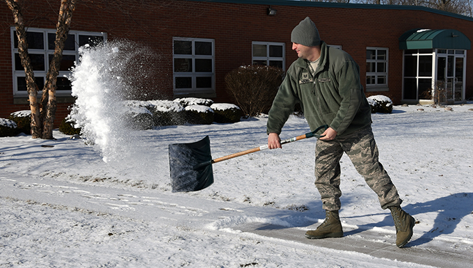Base safety office offers winter weather tips