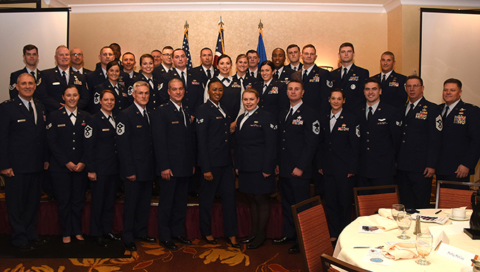 Ohio Air National Guard OAY award winners announced